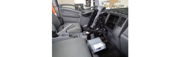 Auto Docking mit Ipad
