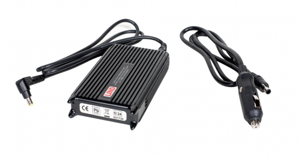 Lind 12-16V Automobile Power Supply for Dell Latitude 12 Rugged Tablet Docking Station (16710)